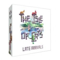 The Isle of Cats: Late Arrivals Expansion - разширение за настолна игра