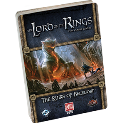 The Lord of the Rings LCG: The Ruins of Belegost Standalone Scenario