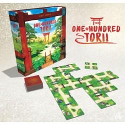 The One Hundred Torii (2020) - настолна игра