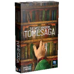 The West Kingdom Tomesaga (2020) - разширение за настолна игра