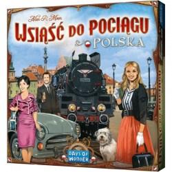 Ticket to Ride Map Collection - Poland (PL/EN, 2019) - раширение за настолна игра