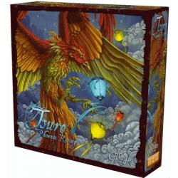 Tsuro: Phoenix Rising (2019) - настолна игра