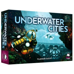 Underwater Cities (2018) - настолна игра