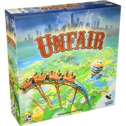 Unfair (2017) - настолна игра