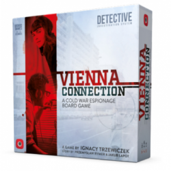Vienna Connection (2020) - настолна игра