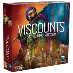 Viscounts of the West Kingdom (2020) - настолна игра