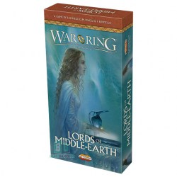 War of the Ring: Lords of Middle-Earth Expansion (2012) - разширение за настолна игра