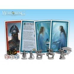 War of the Ring: Lords of Middle-Earth Expansion (2012) Board Game