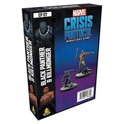 Marvel: Crisis Protocol – Black Panther and Killmonger Expansion (2019)
