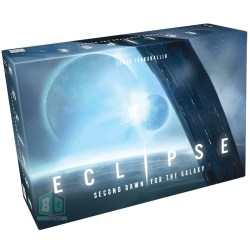 Eclipse: Second Dawn for the Galaxy (2020) Board Game