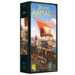 7 Wonders: 2nd Edition Armada Expansion (2020) - разширение за настолна игра