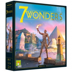 7 Wonders: 2nd Edition (2020) - настолна игра