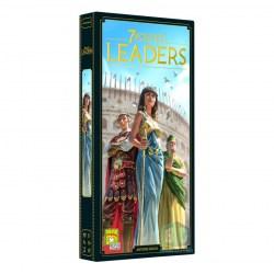 7 Wonders: 2nd Edition Leaders Expansion (2020) - разширение за настолна игра