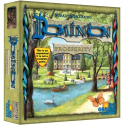 Dominion: Prosperity Expansion (2010) Board Game