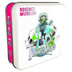 Timeline: Science Museum - фамилна игра с карти