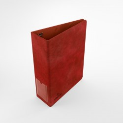 Gamegenic Prime Ring-Binder: Red in Gamegenic