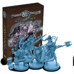 Sword & Sorcery: Ancient Chronicles - Ghost Soul Form Heroes Board Game