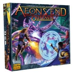 Aeon's End: Outcasts Standalone/Expansion (2020) - настолна игра/разширение