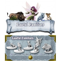 Sword & Sorcery: Ancient Chronicles - Lawful Familiars