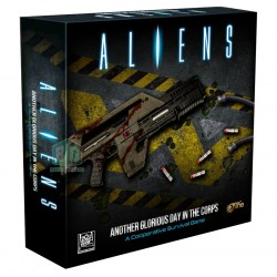 Aliens Board Game: Another Glorious Day in the Corps! (2020) - настолна игра