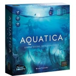 Aquatica (Arcane Wonders English Edition 2020) - настолна игра