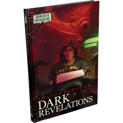 Arkham Horror: Dark Revelations Novella (+ cards)