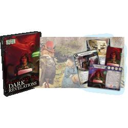 Arkham Horror: Dark Revelations Novella (+ cards)