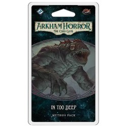 Arkham Horror: The Card Game - The Innsmouth Conspiracy cycle 1 - In Too Deep- Mythos Pack Board Game