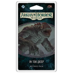 Arkham Horror: The Card Game - The Innsmouth Conspiracy cycle 1 - In Too Deep- Mythos Pack