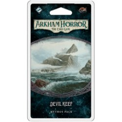 (Pre-order) Arkham Horror: The Card Game - The Innsmouth Conspiracy cycle 2 - Devil Reef Mythos Pack