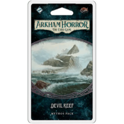 Arkham Horror: The Card Game - The Innsmouth Conspiracy cycle 2 - Devil Reef Mythos Pack