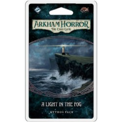 (Pre-order) Arkham Horror: The Card Game - The Innsmouth Conspiracy cycle 4 - A Light in the Fog- Mythos Pack