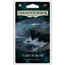 Arkham Horror: The Card Game - The Innsmouth Conspiracy cycle 4 - A Light in the Fog- Mythos Pack
