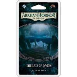 Arkham Horror: The Card Game - The Innsmouth Conspiracy cycle 5 - The Lair of Dagon Mythos Pack