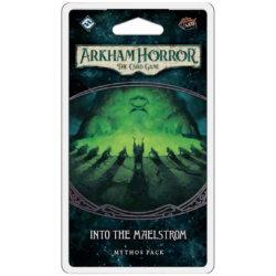 Arkham Horror: The Card Game - The Innsmouth Conspiracy cycle 6 - Into the Maelstrom Mythos Pack