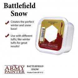 Army Painter - Battlefield Snow в Четки, бои и аксесоари