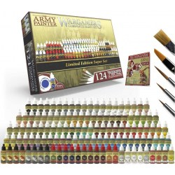 Army Painter - Complete Wargamers Paint Set (Limited Edition) in Army Painter Paints