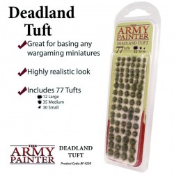 Army Painter - Deadland Tuft in Brushes, paints and more