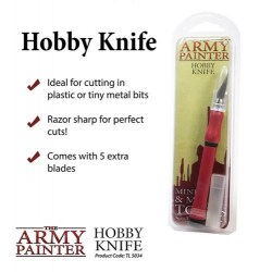 Army Painter - Hobby Knife in Brushes, paints and more