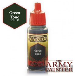 Army Painter Quickshade Washes - Green Tone (18ml) in Army Painter Paints