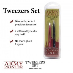 Army Painter - Tweezers Set in Brushes, paints and more