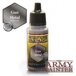 Army Painter Warpaints - Gun Metal (18ml) в Army Painter акрилни бои