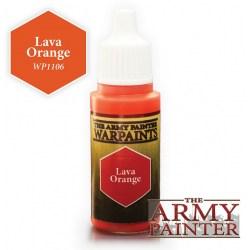 Army Painter Warpaints - Lava Orange (18ml) в Army Painter акрилни бои
