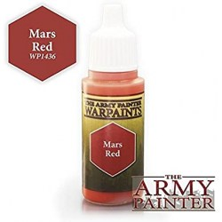Army Painter Warpaints - Mars Red (18ml) в Army Painter акрилни бои