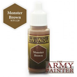Army Painter Warpaints - Monster Brown (18ml) в Army Painter акрилни бои