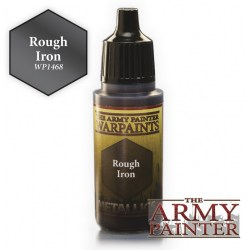 Army Painter Warpaints - Rough Iron (18ml) in Army Painter Paints