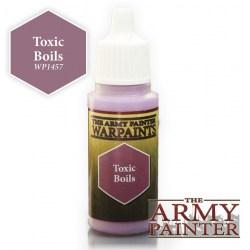 Army Painter Warpaints - Toxic Boils (18ml) в Army Painter акрилни бои