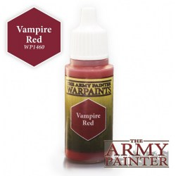 Army Painter Warpaints - Vampire Red (18ml) в Army Painter акрилни бои