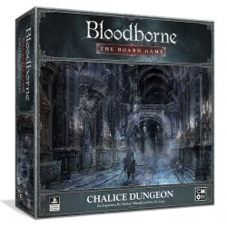 (Pre-order) Bloodborne: The Board Game – Chalice Dungeon Expansion (2020) - разширение за настолна игра