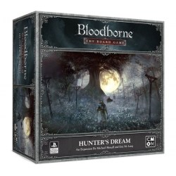 (Pre-order) Bloodborne: The Board Game – The Hunter's Dream Expansion (2020) - разширение за настолна игра